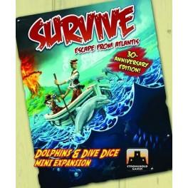 Survive: Dolphins & Dive Dice Expansion