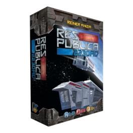 Res Publica 2230AD + New Horizons (inglés) - juego de mesa