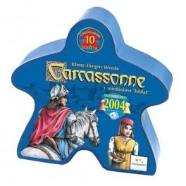 carcassonne x aniversario juego de mesa