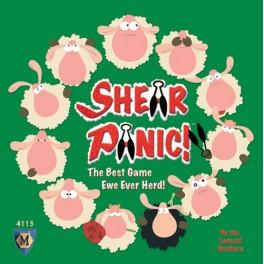 Shear panic- Segunda Mano