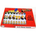 The Simpsons: Classic Games Chess - juego de mesa
