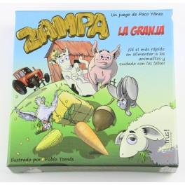 Zampa la granja - juego de mesa