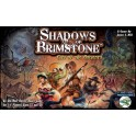 Shadows of Brimstone: City of the ancients - core set juego de mesa