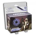 Star Wars Imperial Assault: Capitan Terro - expansión juego de mesa