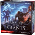 Dungeons & Dragons: assault of the giants - std edition - juego de mesa