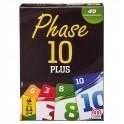 Phase 10 Plus - juego de cartas
