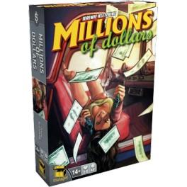 Millions of dollars - Juego de cartas