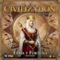 Civilization - Expansión Fama y Fortuna - Nuevo con Golpe