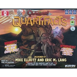 Quarriors: Quartifacts juego de mesa