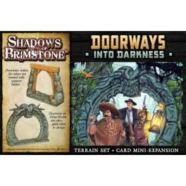 Shadows of Brimstone: doorways into darkness expansion juego de mesa