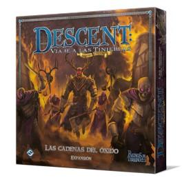 Descent: Las cadenas del oxido - Expansión juego de mesa