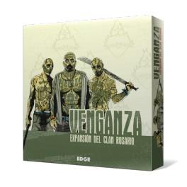 Venganza: expansion del Clan Rosario - Expansión juego de mesa