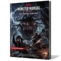 Dungeon and Dragons: Monster Manual - Manual de Monstruos edicion española - Suplemento de rol