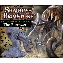 Shadows of Brimstone: Burrower - XXL Enemy Pack - Expansion juego de mesa