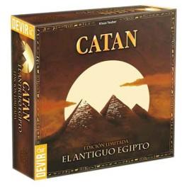 Los Colonos de Catan: El Antiguo Egipto