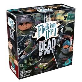 Flick em Up! Dead of winter - juego de mesa