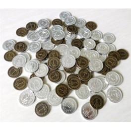 Brass: monedas metalicas