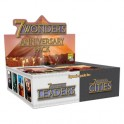 7 Wonders pack aniversario: leaders y cities expansion juego de mesa