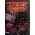 The Walking Dead: All Out War - Booster de Andrea, francotiradora de la prisión expansión juego de mesa