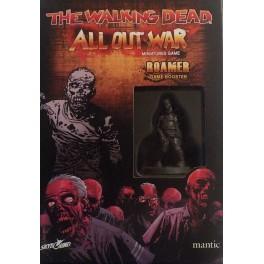 The Walking Dead: All Out War - Booster de caminantes - Tercera oleada (Roamer) expansión juego de mesa