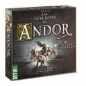 Las leyendas de Andor: la ultima esperanza expansión juego de mesa
