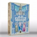 Lisboa firmado por el autor - juego de mesa