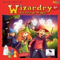 Wizardry: Escuela de Magos juego de mesa para niños