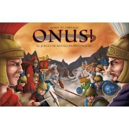 Onus - Seguda edicion juego de mesa