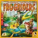 FrogRiders juego de mesa