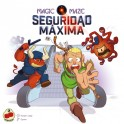 Magic Maze: seguridad maxima -expansion juego de mesa