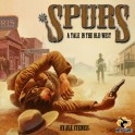 Spurs core game: a tale in the old west - juego de mesa