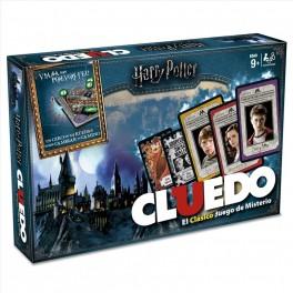 Cluedo Harry Potter juego de mesa
