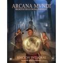 Arcana Mvndi: Edicion integral juego de rol