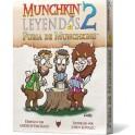Munchkin Leyendas 2: furia de Munchkins  expansion juego de cartas