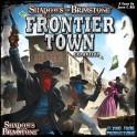Shadows of Brimstone: frontier town expansion juego de mesa