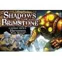 Shadows of Brimstone: Harvesters - enemy pack expansion juego de mesa