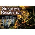 Shadows of Brimstone: Trederran raiders - enemy pack expansion juego de mesa