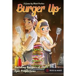 Burger up - juego de cartas