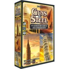 Guns and steel:Un juego de cartas de Civilizacion
