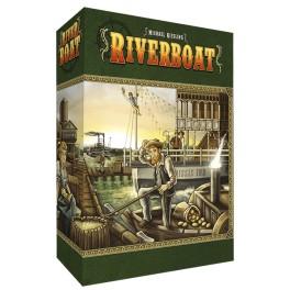 Riverboat juego de mesa