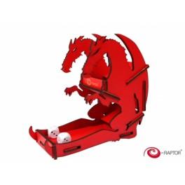 Dice Tower - Dragon Red Small (torre de dados)