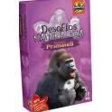 Desafíos de la Naturaleza:Primates  juego de cartas