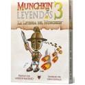 Munchkin Leyendas 3: la leyenda del Munchkin - expansión juego de cartas