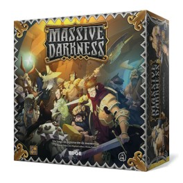 Massive Darkness + Kit de conversion de regalo - juego de mesa