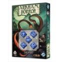 Set de dados Arkham Horror - Color Azul