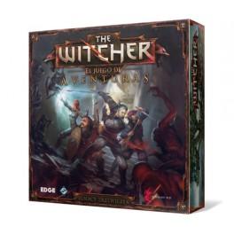 The Witcher: el juego de aventuras juego de mesa