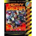 Heavy Gear: Libro de Reglas juego de rol
