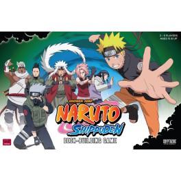 Naruto Deck building Game juego de mesa