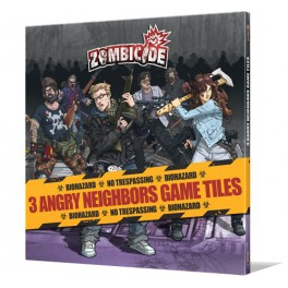 Zombicide: Angry Neighbors Tile set