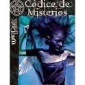 Witchcraft: Codice de Misterios juego de rol